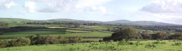 View from Newton East farm
